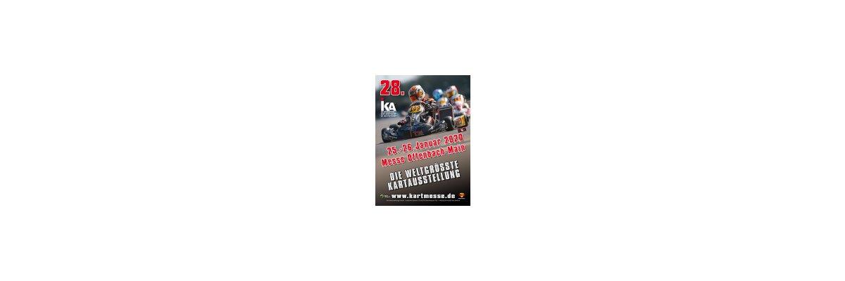 Weltgrößte Kartmesse in Offenbach vom 25.-26.01.20 -