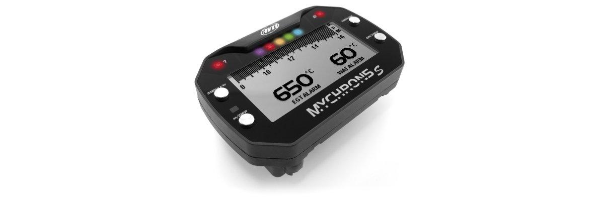 Angebot der Woche KW2 - 5% auf MyChron5 S Laptimer und Sensoren