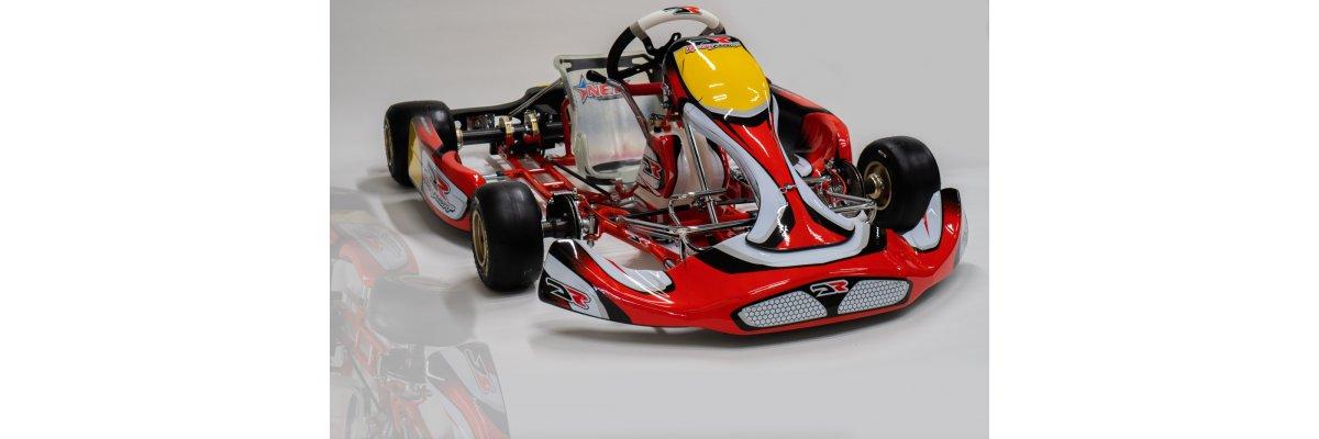 Angebot der Woche KW3/4 - 5% auf DR Racing Chassis und Rahmen