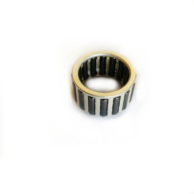 Needle bearing silver plated crank pin 20mm