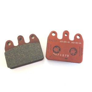 set of brake pads DR VEN05/V09,10 rear type: standard red
