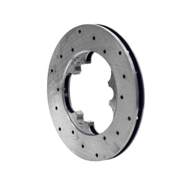 Bremsscheibe vorn VEN 11 Stahl Ø154mm