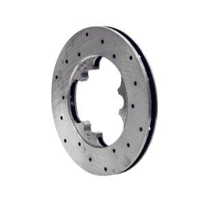 Brake Disc front V11 154 steel