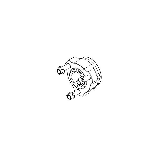 Radstern MINI Aluminium 30x35