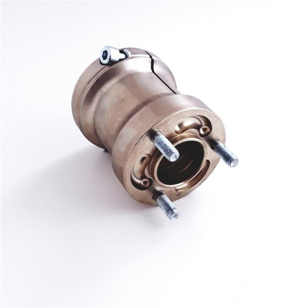 Rear Wheel Hub DR Magnesium 50x98mm
