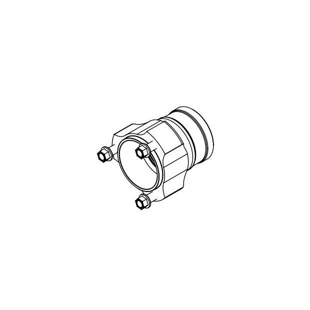 Front Wheel Hub 100 MG 25x 68/83/105