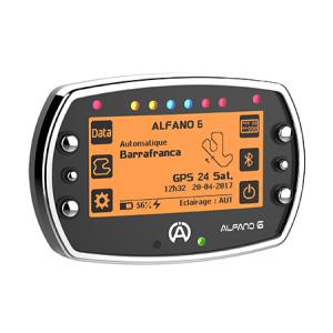 Alfano 6 1T Kit 1 inkl. Wassertemperatursensor
