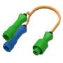 Alfano 6 1T Kit 2 inkl. Wassertemperatur- und Speedsensor