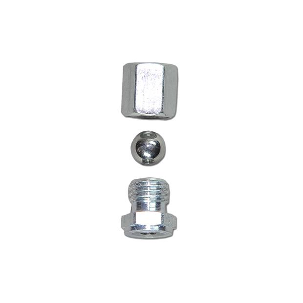 Einschweißgewinde für Abgas Sensor