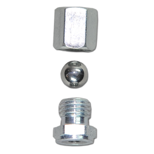 Exhaust adapter for exhaust gas sensor