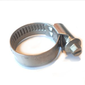 Schelle 20-32mm VA für Kühlwasserschlauch