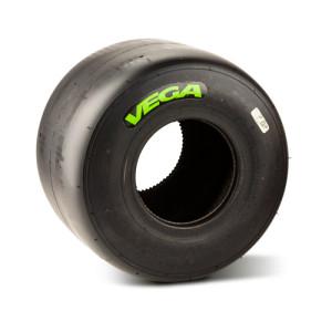set of tires Vega XH3 CIK Option 4.60/7.10-5 green