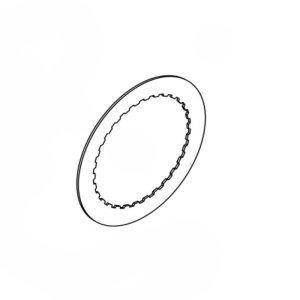 Kupplungscheibe 4mm stahl