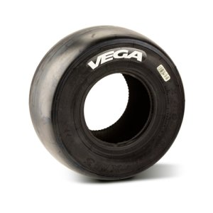 tire Vega XM3 CIK Prime 10x4.60-5 marking: white