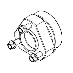 Radstern Aluminium 40x40