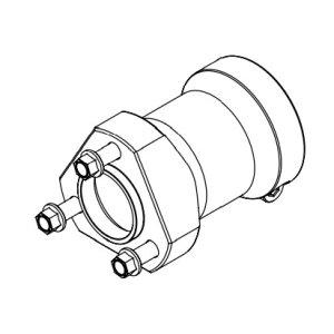 Radstern Aluminium 40x105