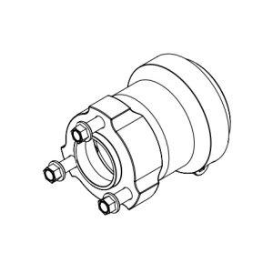 Radstern Aluminium 50x95