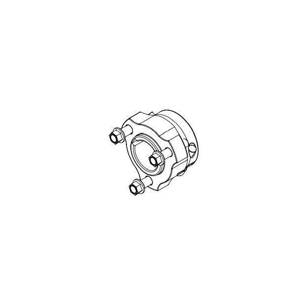 Rear Wheel Hub 30x40
