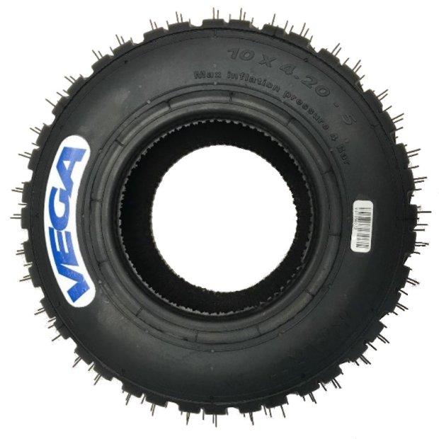Vega wet tire W6 4.20/10-5 CIK