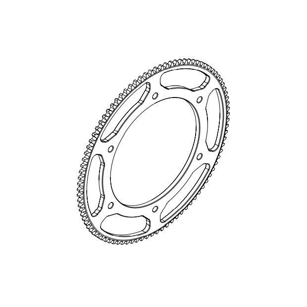 Ring Gear OK/OKJ 219