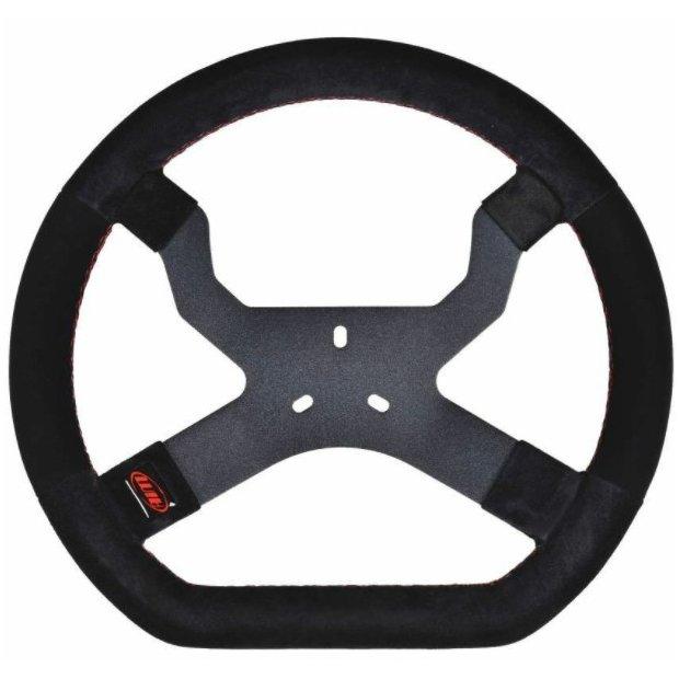 Sterring Wheel Mychron 5 340 Black 3-Hole