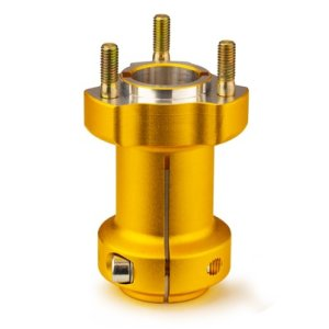 Rear Wheel Hub 30x95 Gold