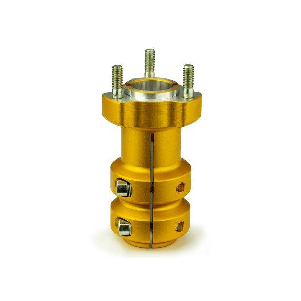 Rear Wheel Hub 30x115 Gold