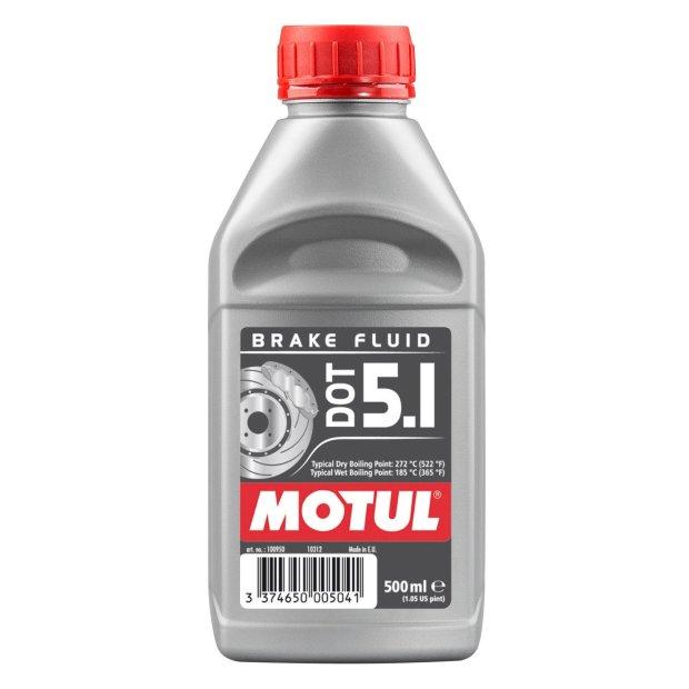 Brake fluid DOT 5.1 500ml