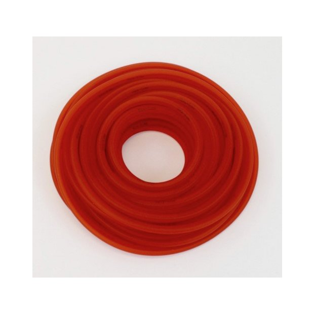 Fuel Petrol Pipe NEW LINE 5M Red 6x9