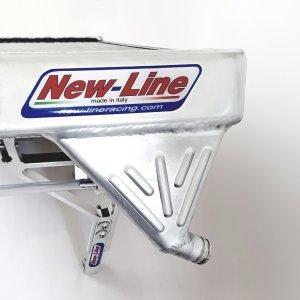 Kühler New-Line 125 RS Evo inkl. Halter mit Rollo