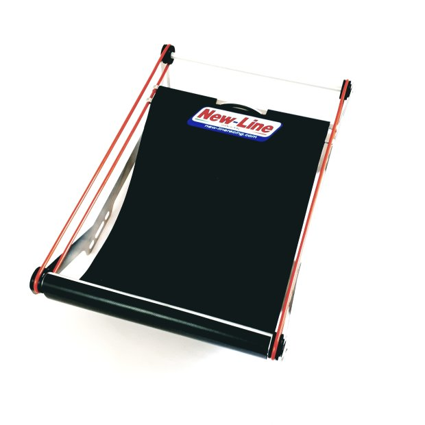 air sectional radiator New-Line 125RS black