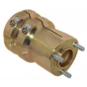 Rear Hub Magnesium 50x115mm